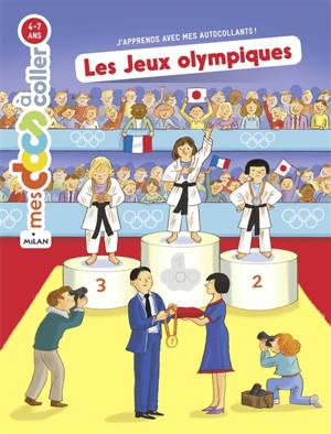 Les jeux Olympiques : autocollants