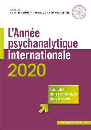 Année psychanalytique internationale (L'). n° 2020