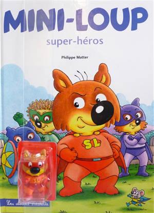 Mini-Loup super-héros