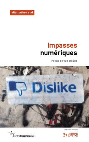 Alternatives Sud. n° 1 (2020), Impasses numériques : points de vue du Sud