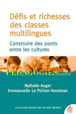 Défis et richesses des classes multilingues : construire des ponts entre les cultures