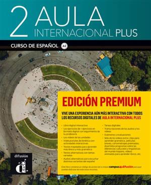 Aula internacional plus 2, edicion premium : curso de espanol, A2