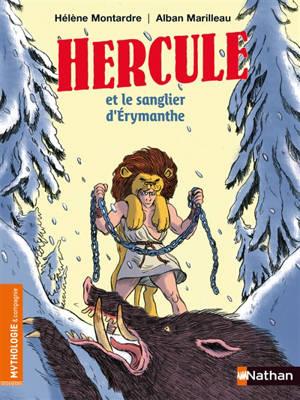 Hercule et le sanglier d'Erymanthe
