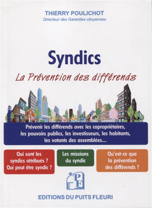 Les syndics : prévenir les différends