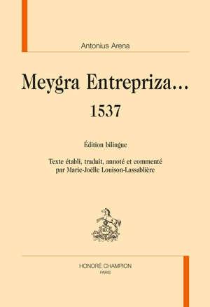 Meygra entrepriza... 1537