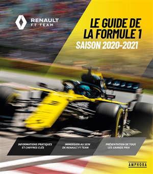 Alpine F1 team : guide de la saison 2021-2022