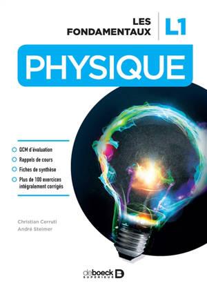 Physique L1 : les fondamentaux