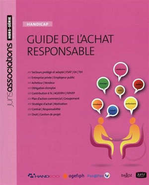 Guide de l'achat responsable : handicap