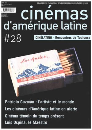 Cinémas d'Amérique latine. n° 28
