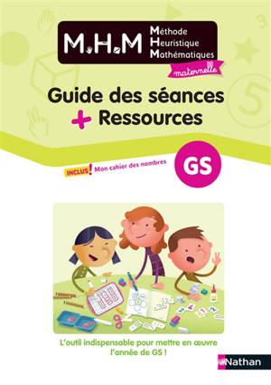 Méthode heuristique mathématiques grande section : guide des séances + ressources