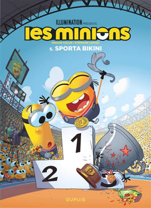 Les Minions. Volume 5, Sporta bikini