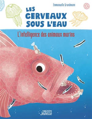 Les cerveaux sous l'eau : l'intelligence des animaux marins