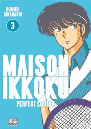 Maison Ikkoku. Volume 3