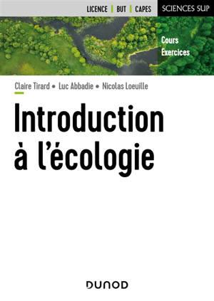 Introduction à l'écologie : cours, exercices