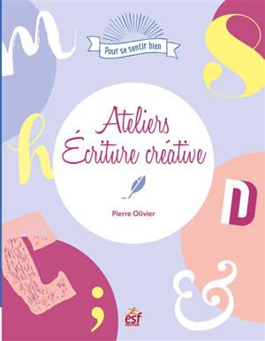 Ateliers écriture créative