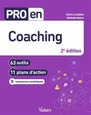 Coaching : 63 outils, 11 plans d'action, 5 ressources numériques