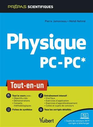 Physique PC-PC* : tout-en-un