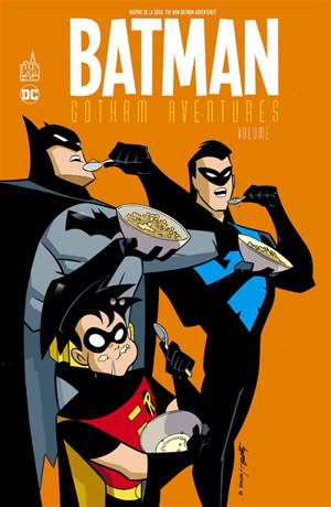 Batman Gotham aventures. Volume 3
