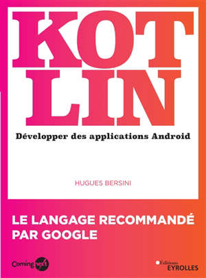 Kotlin : développer une application Android
