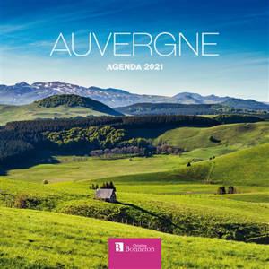 Auvergne : agenda 2021