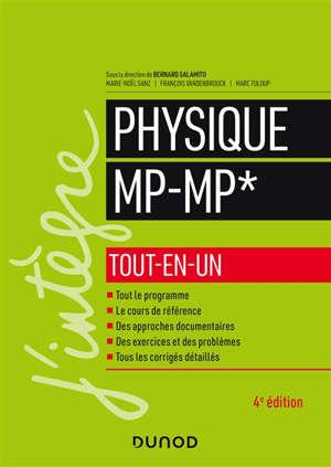 Physique MP-MP* : tout-en-un