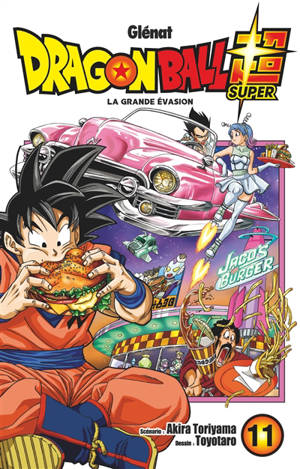 Dragon ball super. Volume 11