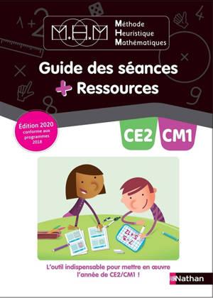 Méthode heuristique mathématiques CE2-CM1 : guide des séances + ressources