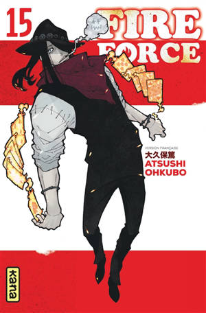 Fire force. Volume 15