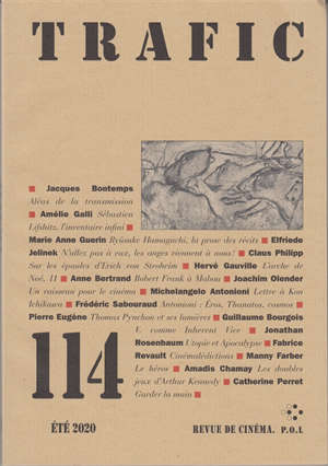 Trafic. n° 114