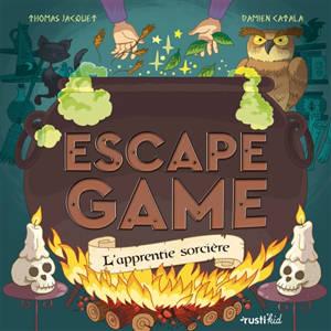 L'apprentie sorcière : escape game