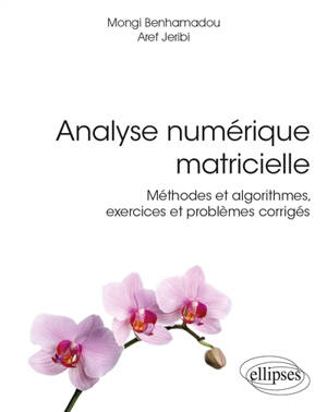 Analyse numérique matricielle : méthodes et algorithmes, exercices et problèmes corrigés