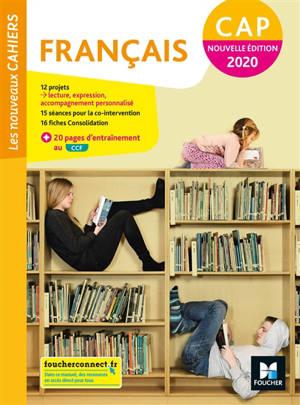 Français CAP : 2020
