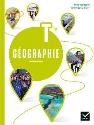 Géographie terminale