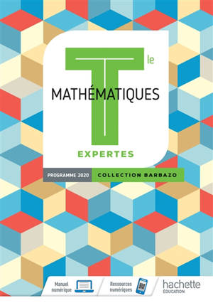 Option mathématiques expertes terminale : programme 2020