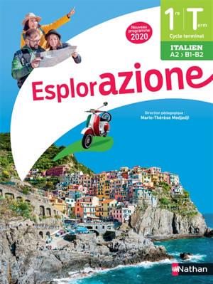 Esplorazione, italien 1re-terminale, A2-B1-B2 : nouveau programme 2020