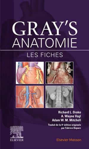 Gray's anatomie : les fiches