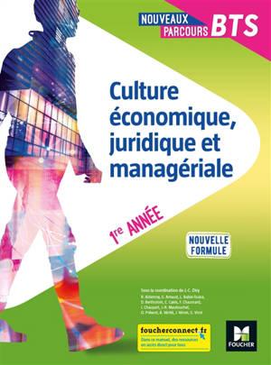 Culture économique, juridique et managériale, BTS 1re année