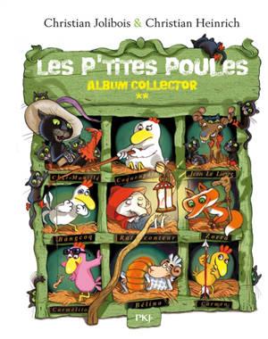 Les p'tites poules : album collector. Volume 2