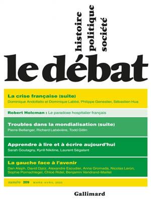 Débat (Le). n° 209