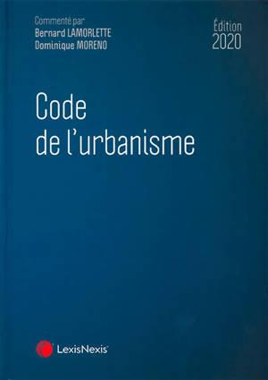 Code de l'urbanisme 2020