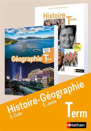 Compil histoire géographie terminale : nouveau programme 2020