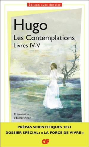 Les contemplations : livres IV-V
