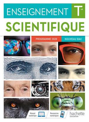 Enseignement scientifique terminale : programme 2020, nouveau bac
