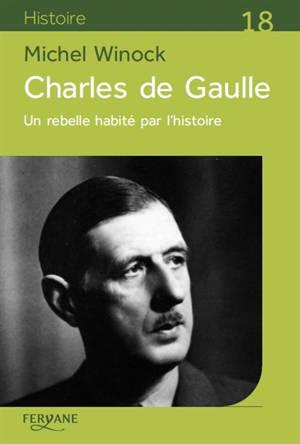 Charles de Gaulle : un rebelle habité par l'histoire
