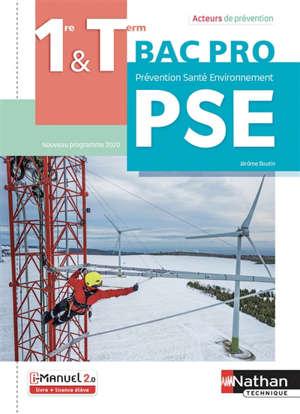 Prévention, santé, environnement, PSE, 1re & terminale bac pro : nouveau programme 2020