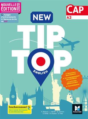 New tip-top English, CAP, A2 : 2020