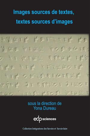 Images sources de texte, textes sources d'images