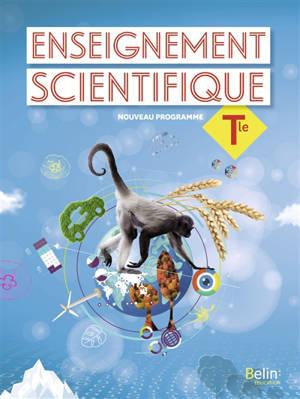 Enseignement scientifique terminale : nouveau programme