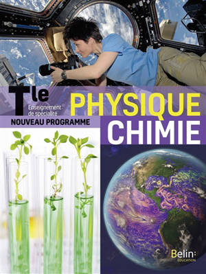 Physique chimie terminale, enseignement de spécialité : nouveau programme : format compact