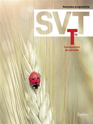 SVT terminale, enseignement de spécialité : nouveau programme : format compact